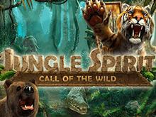 Jungle Spirit Call Of The Wild от Netent — играть онлайн